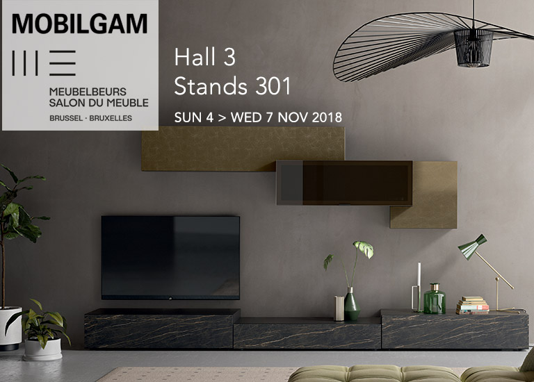 MOBILGAM al Brussels Furniture Fair