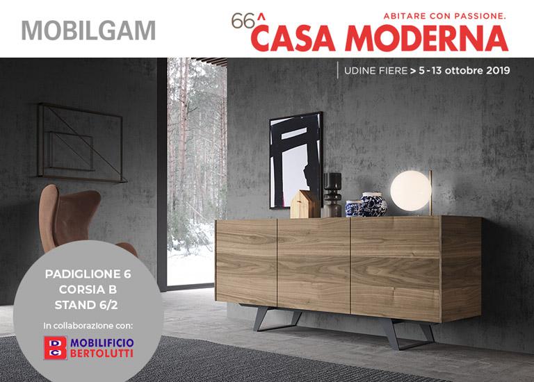 Saremo presenti a CASA MODERNA - Udine